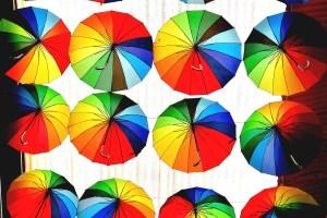 Umbrella von… Tegan and Sara?