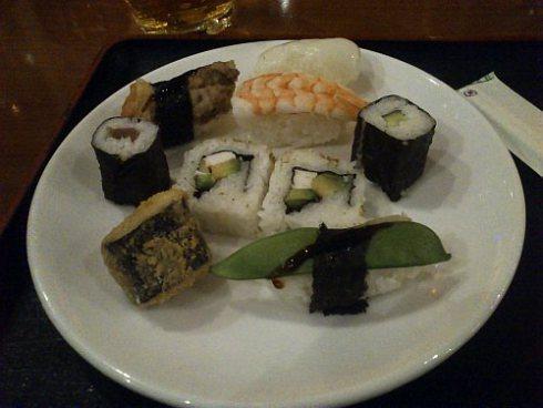Essen #001: Yan Jing – Sushi bis zum Umfallen