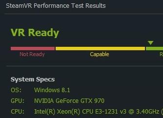 VR ready!