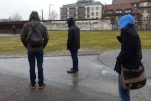 Besuch in Berlin – Die Mauer
