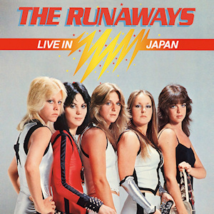 The Runaways album cover