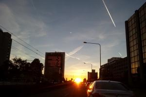 2018 KW 39 – Der Sonnenuntergang und der Wahlomat