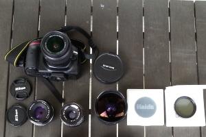 Meine Kameraausrüstung (mit Objektivvergleich)