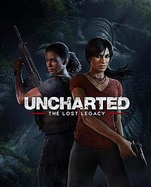 [Uncharted: The Lost Legacy Box Art]