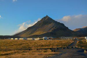 Berg in Island