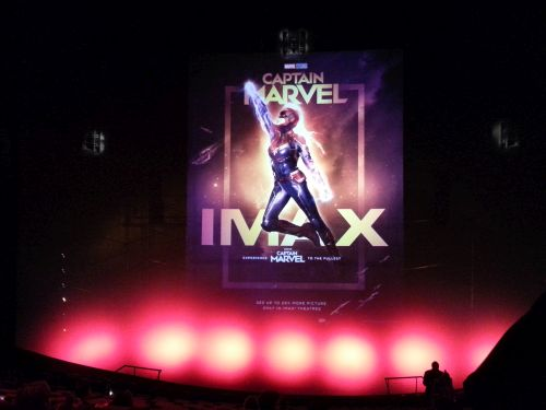 Captain Marvel - Imax