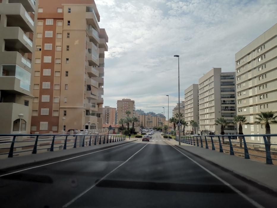 La Manga - Hauptstraße