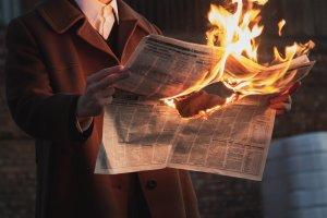 Die Unzuverlässigkeit der Presse