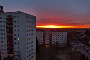 2019 KW 50 – Schimmel, Traffic, Plätzchen und ein Sonnenaufgang