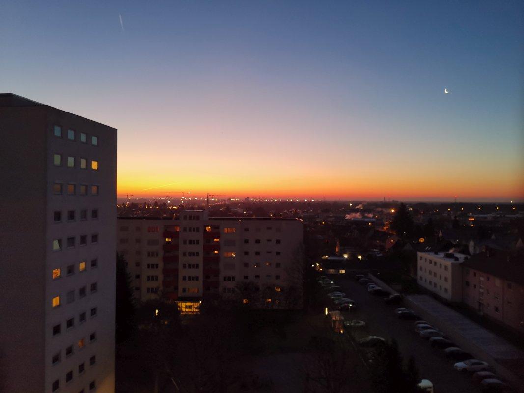 Aussicht Hattersheim