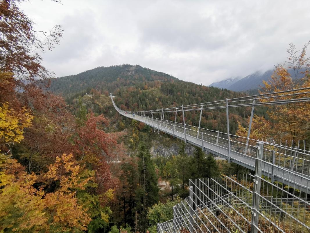 Hängebrücke Ehrenberg